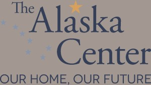The Alaska Center logo