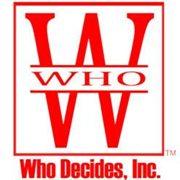 Who Decides Logo